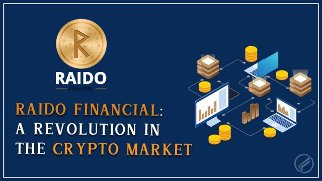 Raido Financial - A Revolution in the Crypto Market