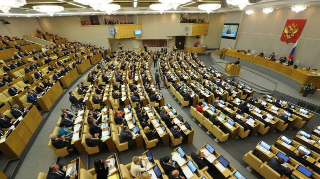 Historic decision. The State Duma in the first reading approved the draft law on cryptocurrencies
