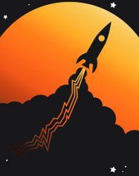 bitcoin - Rakéta
