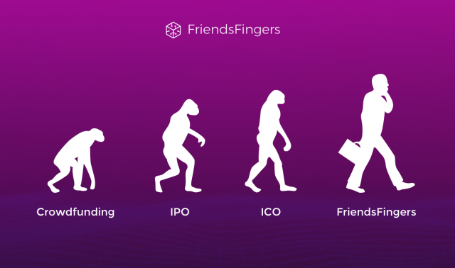 The last evolutionary step within ICOs platforms
