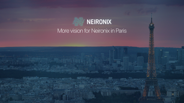 More Interest, More Vision for Neironix in Paris