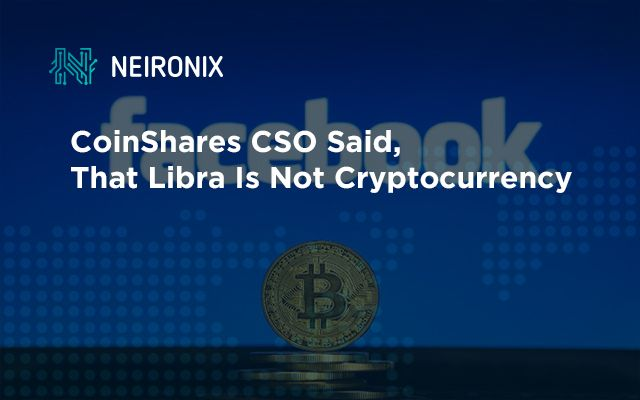 libra not a cryptocurrency