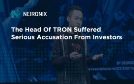 The Head Of TRON Suffered Serious Accusation From Investors
