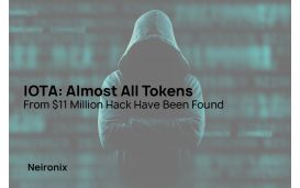 IOTA: Almost All Tokens From $11 Million Hack Have Been Found