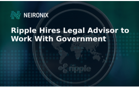 Ripple Hires Legal Advisor to Work With Government