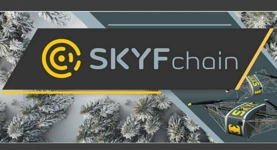SKYFchain ICO Reached $5 million Soft Cap