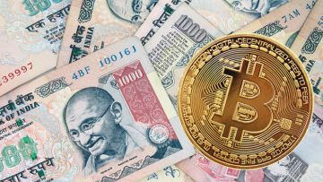 India wants to remove cryptocurrency business from the underground, imposing its with tax