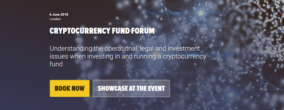cryptocurrency fund forum london june 6