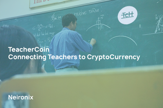 TeacherCoin: Connecting Teachers to CryptoCurrency