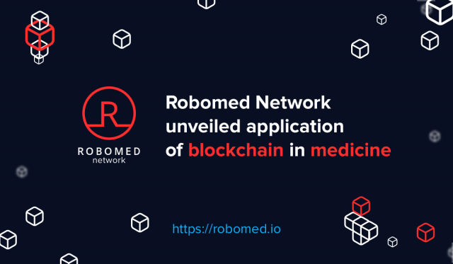 Robomed Network Unveiled Application of Blockchain Technology in Medicine at Major Moscow Conferences