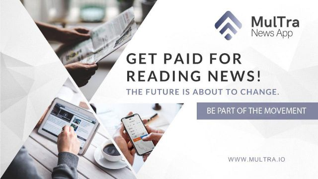 What if you got paid to read the news?