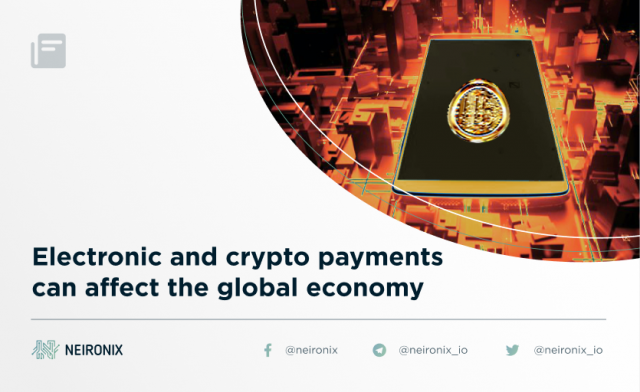 how does cryptocurrency affect the global economy