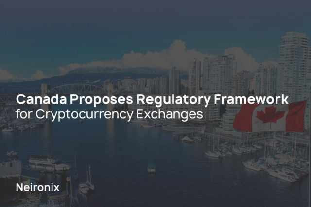 cryptocurrencies exchange submitted to regulations