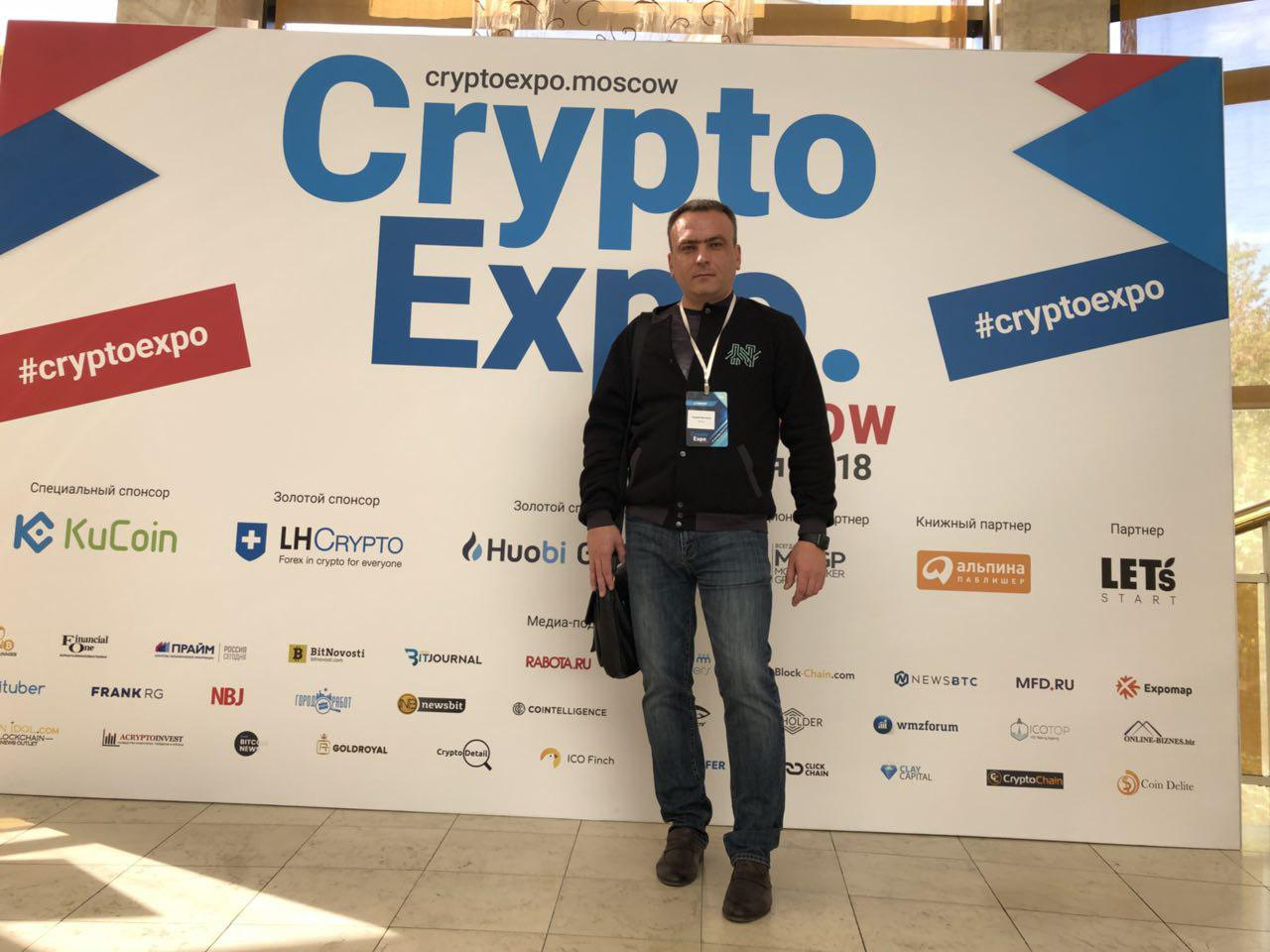 Neironix CEO to Speak on Blockchain Economy Risk Management in Moscow