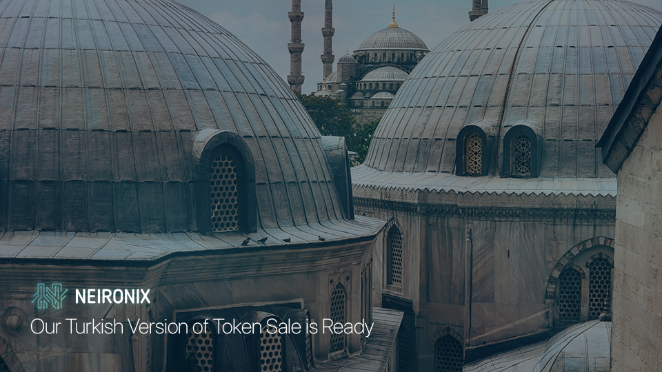 We have translated our token sale page into Turkish