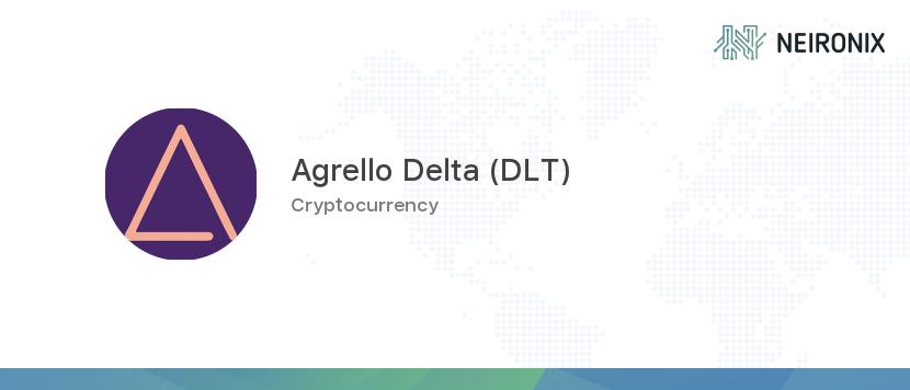 Agrello Delta description