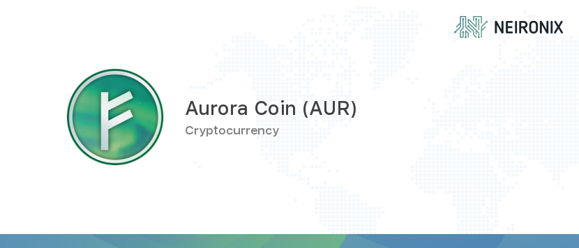 Aurora Coin description