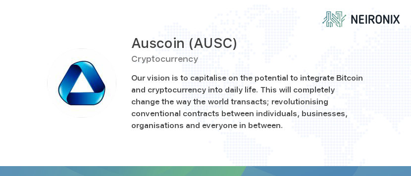 aus coin value cryptocurrency