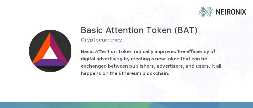 Basic Attention Token description