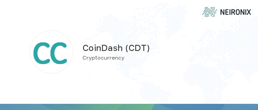 what is cdt cryptocurrency
