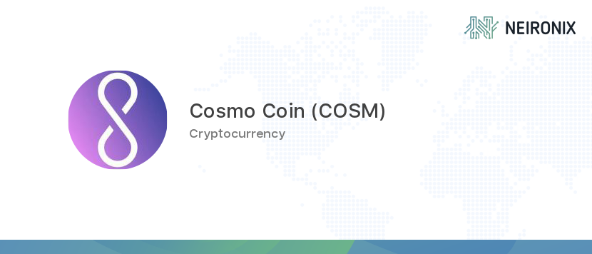 cosmos cryptocurrency price