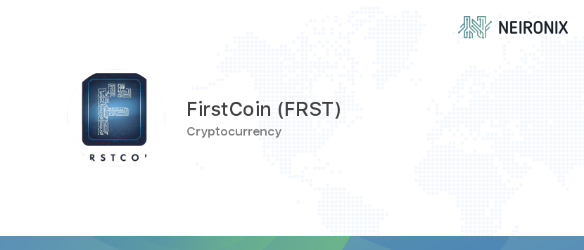 first coin cryptocurrency