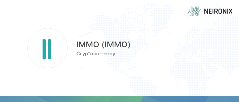 immo cryptocurrency project