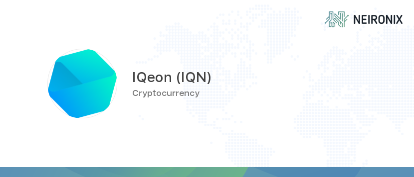 Iqeon Price 1 Iqn To Usd Value History Chart How Much Is A Worth Today Neironix