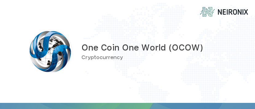 One Coin World Price 1 Ocow To Usd Value History Chart How Much Is A Worth Today Neironix