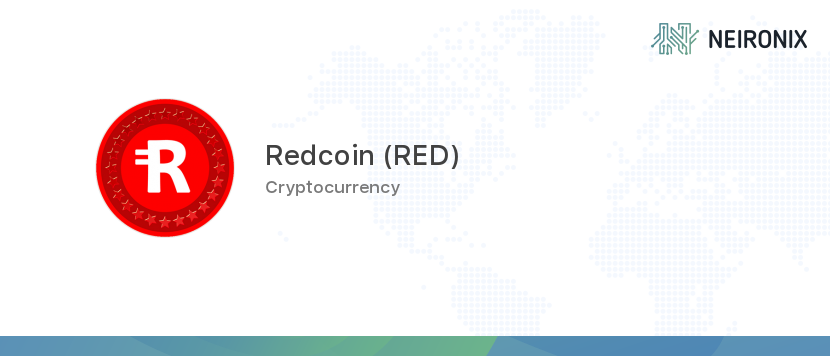 buy red coin cryptocurrency