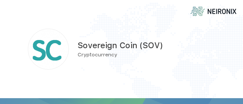 sovereign cryptocurrency price