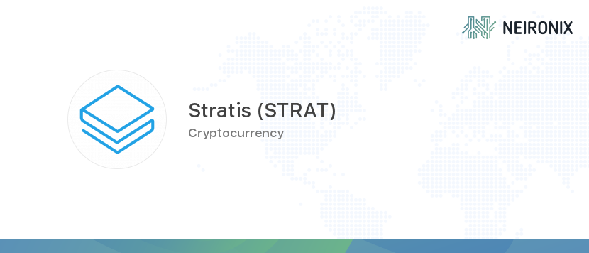 what is stratis cryptocurrency