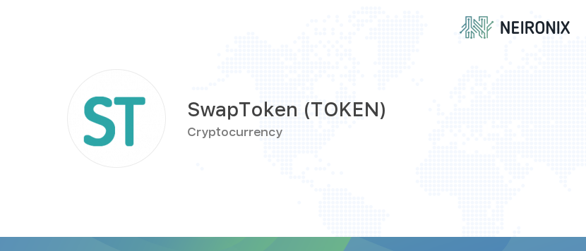 Swaptoken Price 1 Token To Usd Value History Chart How Much Is A Swaptoken Worth Today Neironix
