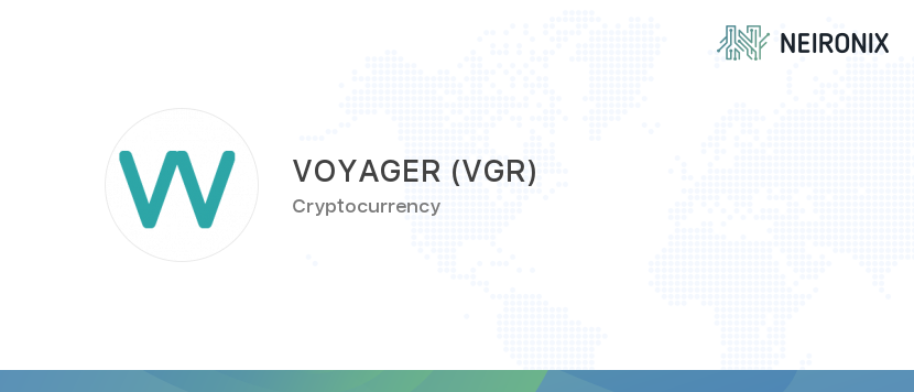 Voyager Price 1 Vgr To Usd Value History Chart How Much Is A Voyager Worth Today Neironix