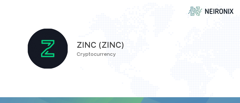 zinc coin cryptocurrency