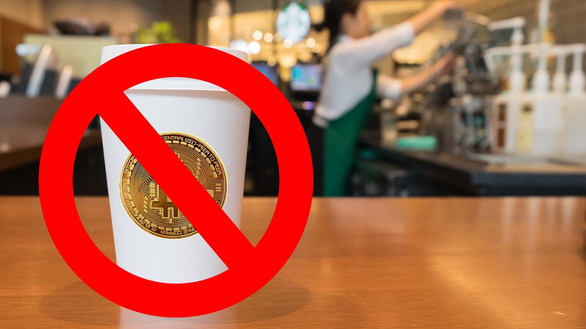 Localbitcoins starbucks frappuccino nubit mining bitcoins