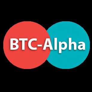 логотип BTC-Alpha